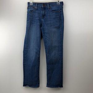 J Crew Vintage Cropped Jeans Size 26